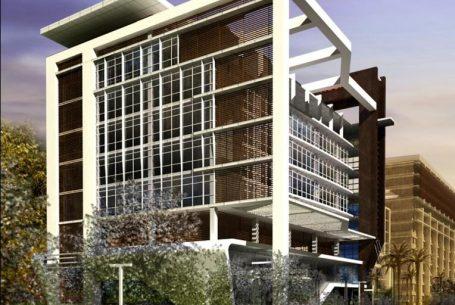 UEG – OFFICE BUILDING