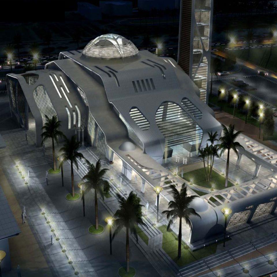 Sheikh Hazaa Mosque